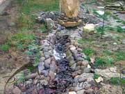 Галтованный камень