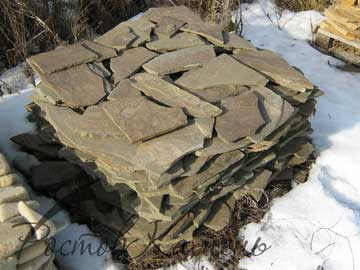 Пластушка (Рваный камень)