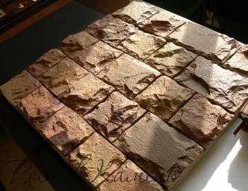 Плитка из камня